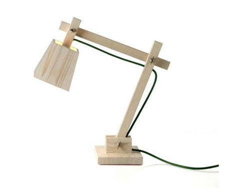 wood lamp - muuto - wood lamp