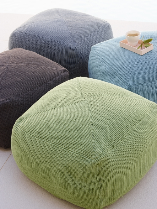 Defined- dywan Outdoor - Cane Line - Divine_footstools.jpg