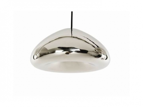 Void - lampa wisząca - Tom Dixon - Void Light Stainless Steel01.jpg