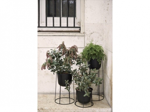 Donice Wire Pot Black - menu - wire pot 113.jpg