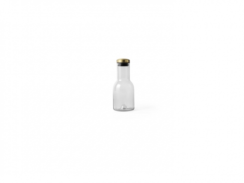 Water Bottle 0,5l - karafka , Smoke/Brass - menu -