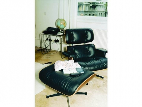 Eames Lounge Chair & Ottoman (walnut black pigmented) - od ręki! - Vitra - 0006005_0000C4F5.jpg