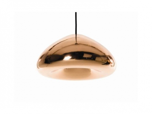 Void - lampa wisząca - Tom Dixon - Void Light Copper01.jpg