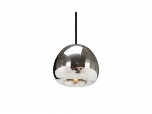 Void - lampa wisząca - Tom Dixon - Void Mini Stainless Steel03.jpg