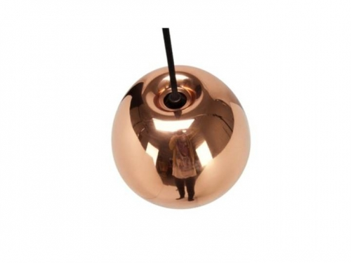 Void - lampa wisząca - Tom Dixon - Void Mini Copper01.jpg