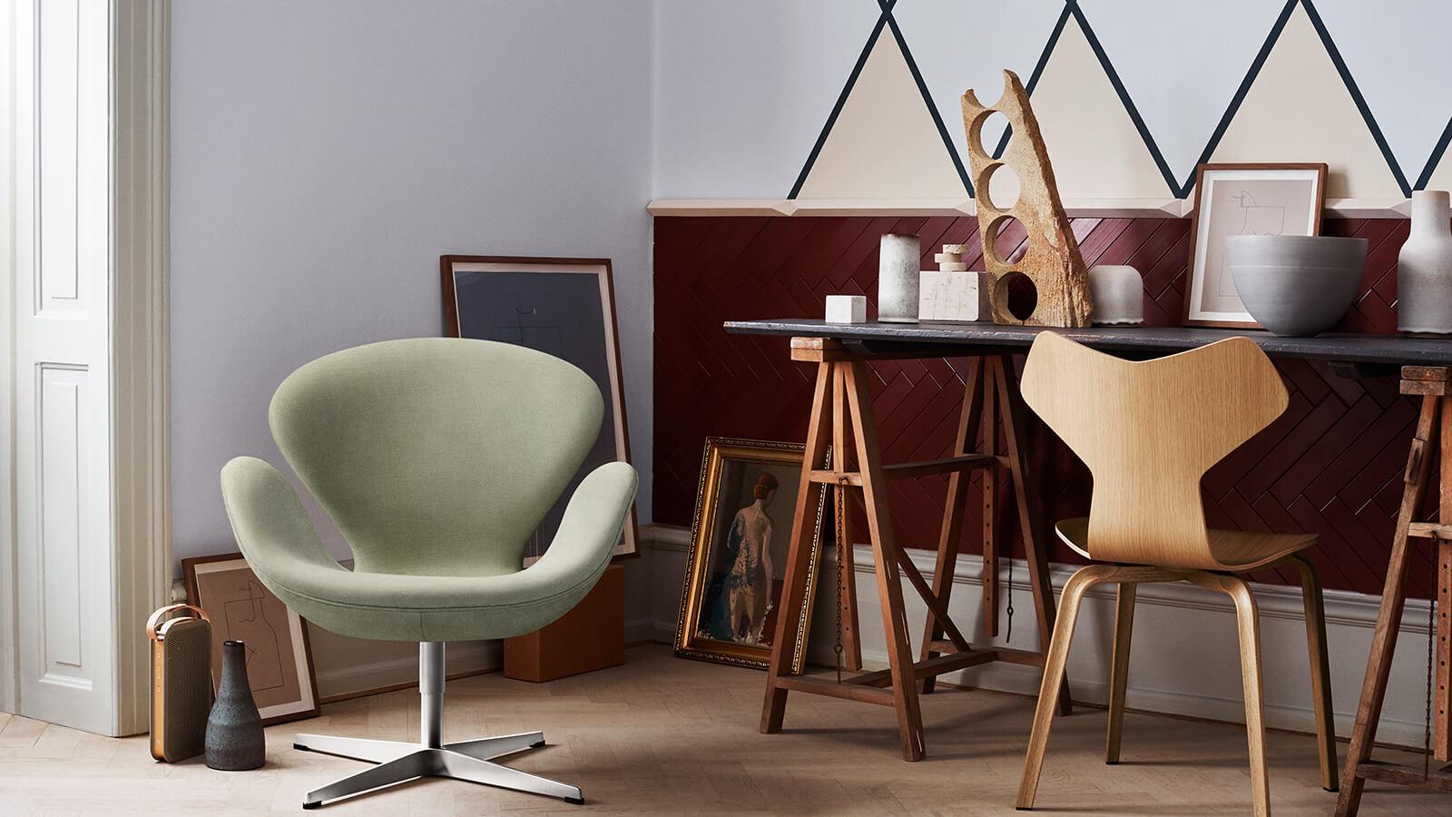 fritz hansen a tak design. Black Bedroom Furniture Sets. Home Design Ideas