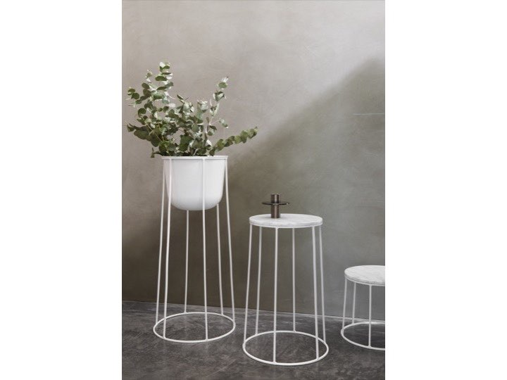 Stoliki Wire Table