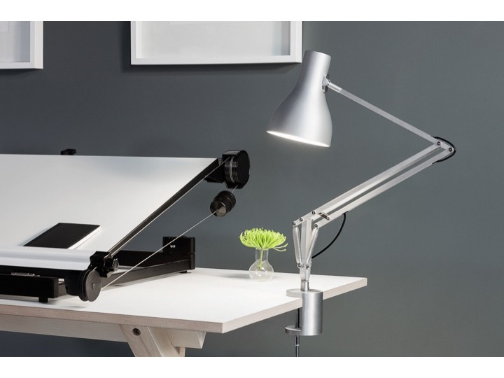 Type 75? Desk Clamp - lampa biurkowa