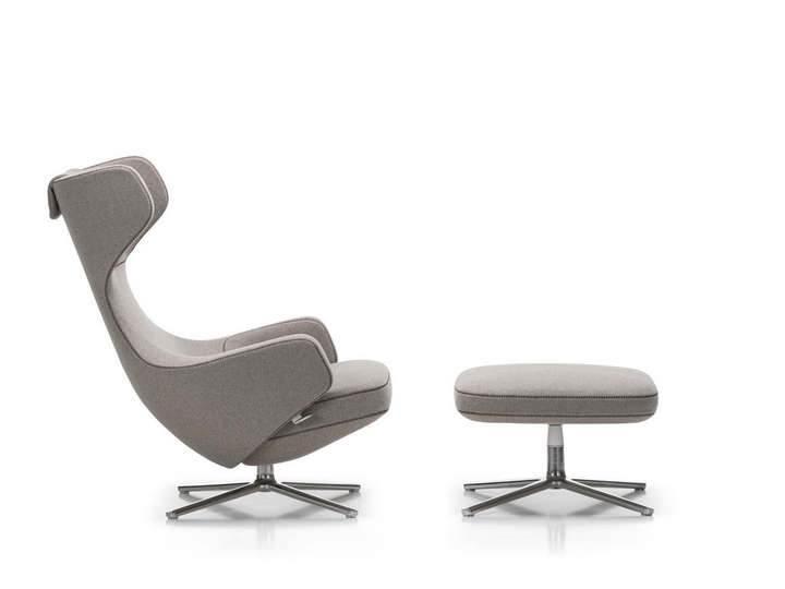fotel grand repos vitra meble designerskie i. Black Bedroom Furniture Sets. Home Design Ideas