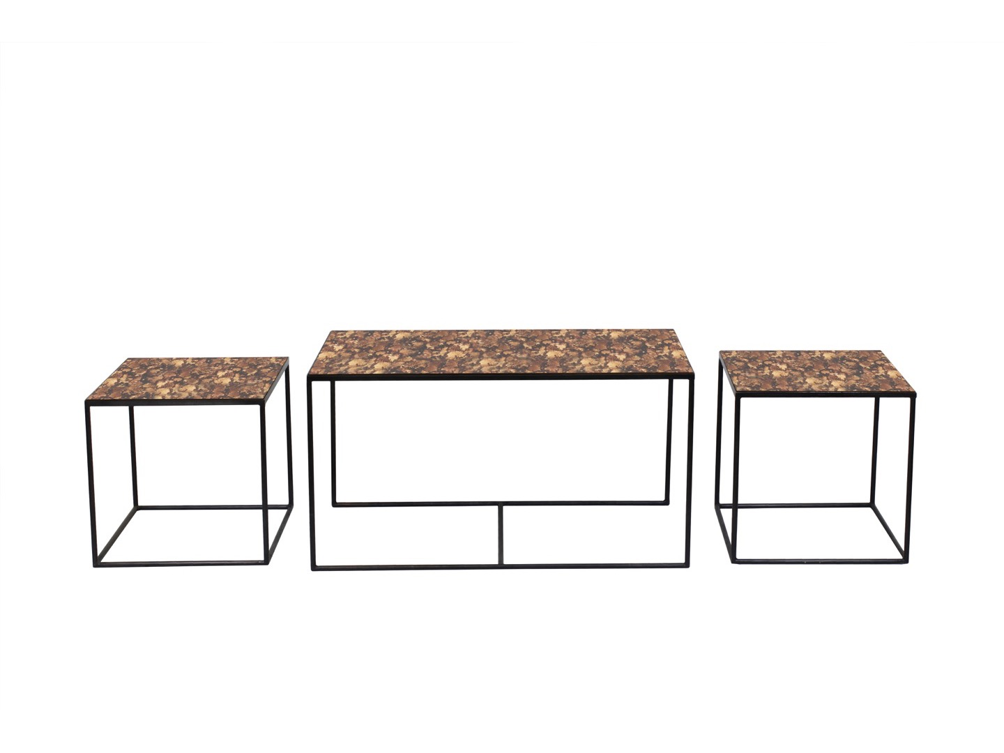 PROMOCJA Stoliki Trinity Coffee Table Set  - Notre Monde