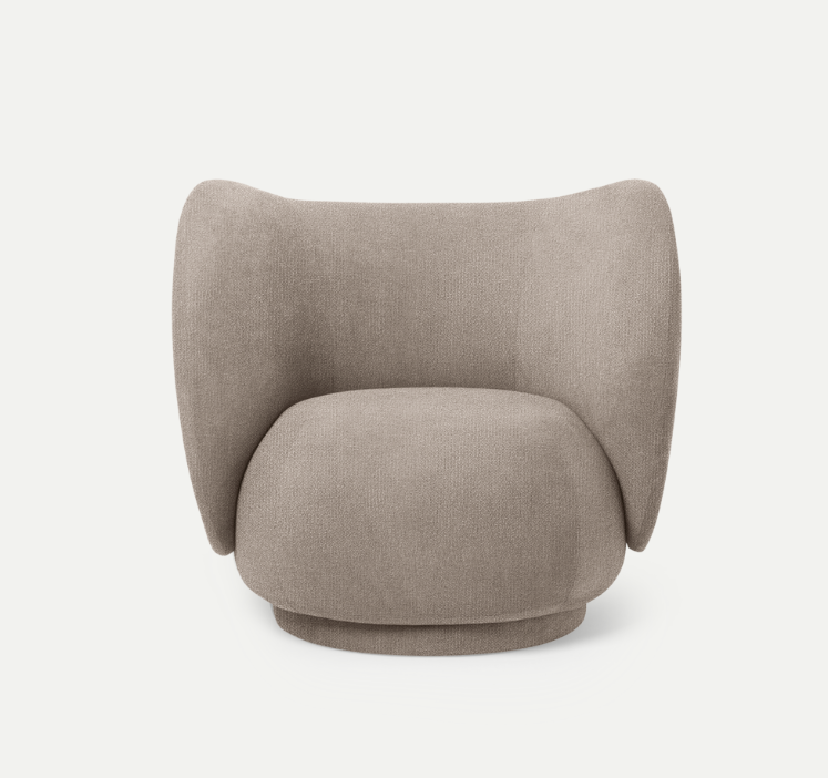 Fotel Rico Lounge Chair - Ferm Living