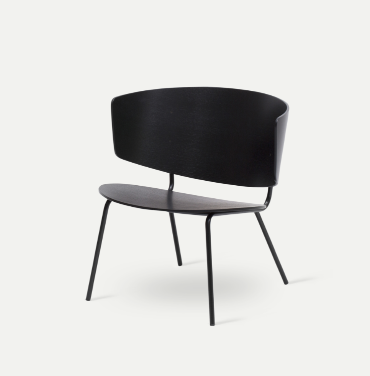Herman Lounge Chair - Ferm Living