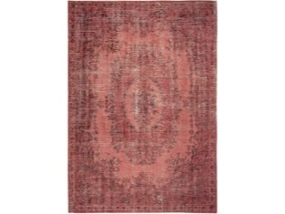 Czerwony Dywan Vintage - BORGIA RED 9141 - Selected by Atak Design
