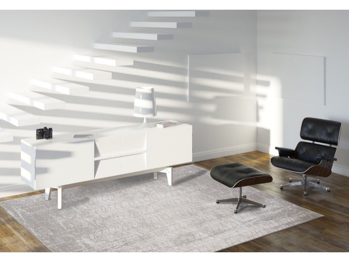 Dywan Modern - White Plains 8929 - Selected by Atak Design