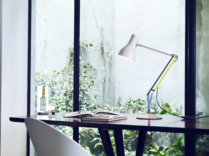 Type 75? Desk Lamp Anglepoise? + Paul Smith edition - lampa biurkowa - Anglepoise
