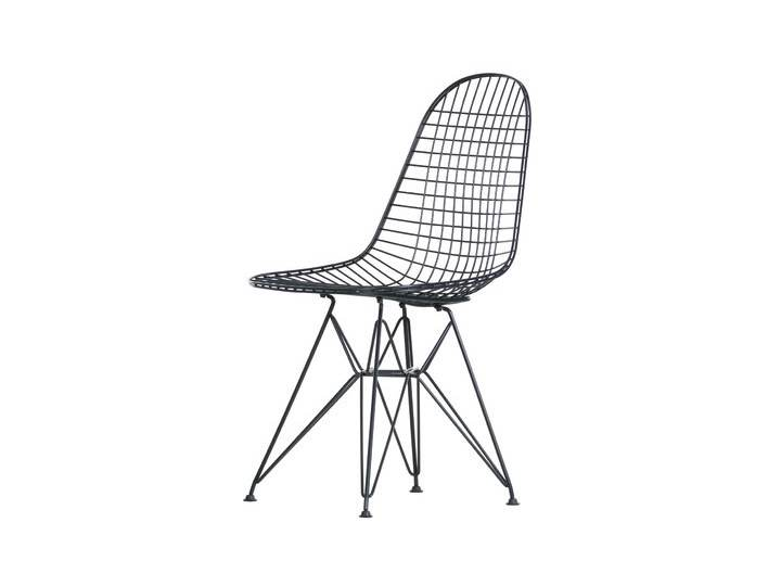 Wire Chair DKR Black