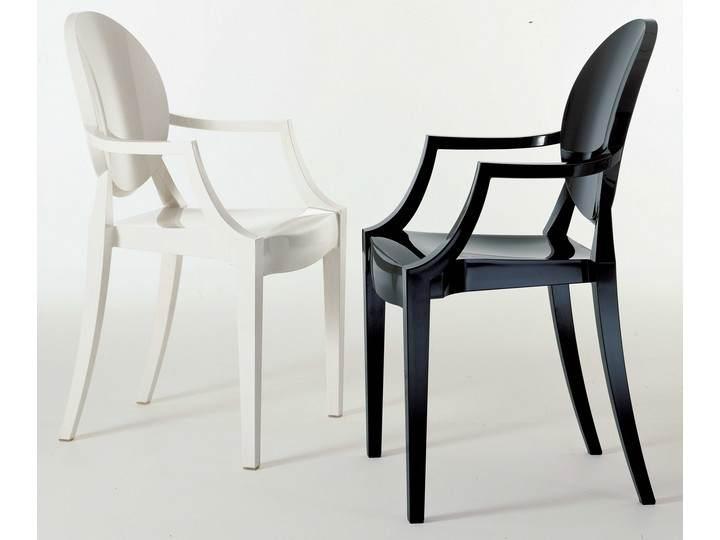 Zupełnie nowe fotel Louis Ghost - Kartell - A∙TAK DESIGN - Meble designerskie i CI81