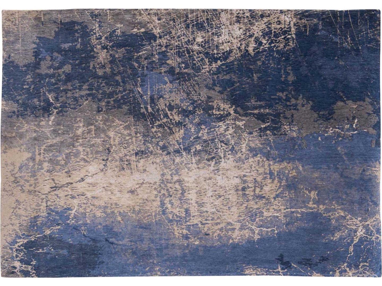 Dywan Nowoczesny Niebieski Abyss Blue 8629