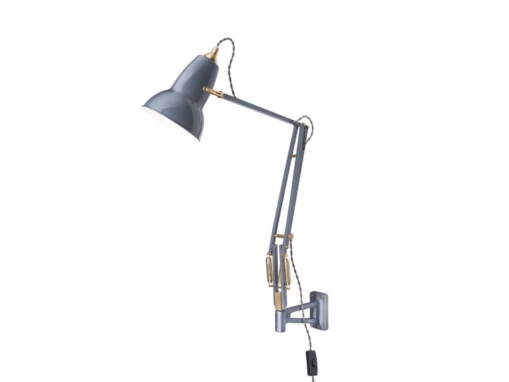 Original 1227? Brass Wall Mounted - lampa ścienna - Anglepoise